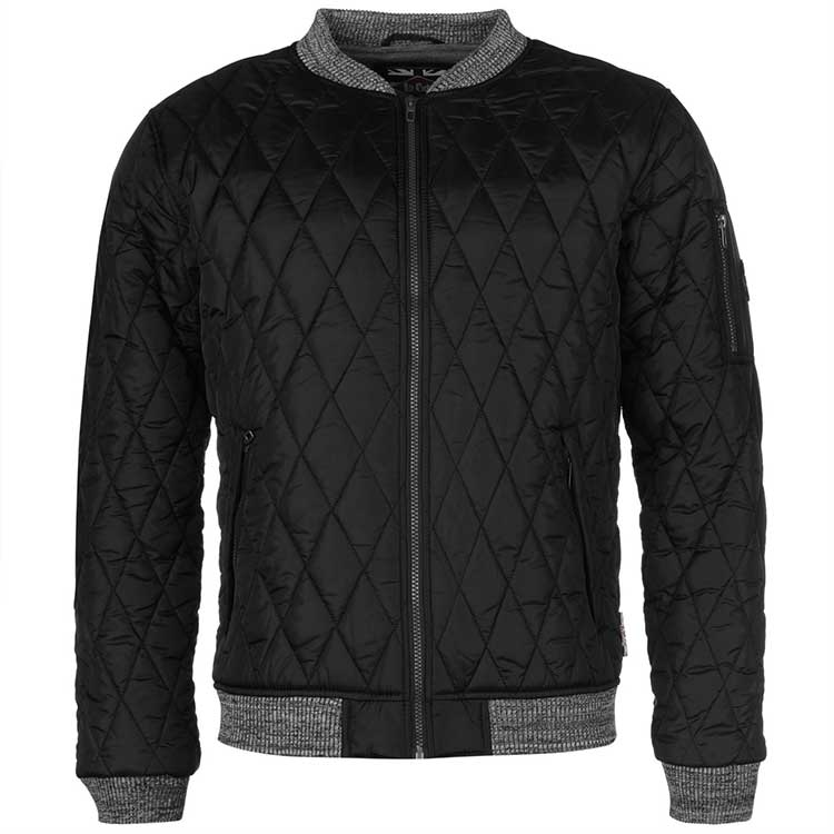 The Padded Bomber Jacket