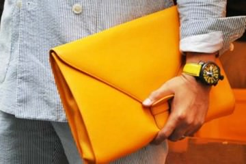Man bag - Wear it with confidence