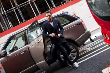 David Gandy - menStyleFashion Interview 2014