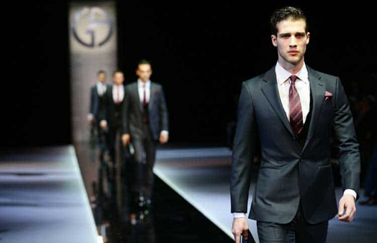 Walk The Walk A Step By Step Guide To Male Catwalk