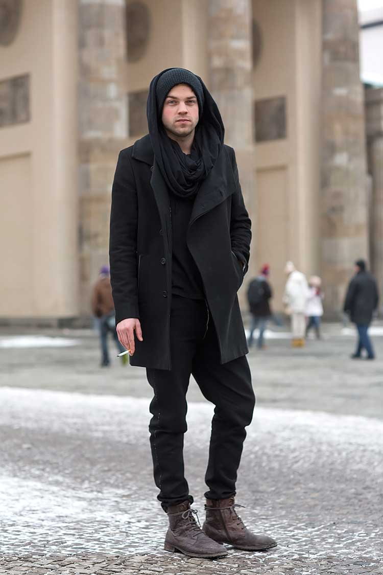 Berlin Grunge Travel In Style Tips Men Style Fashion