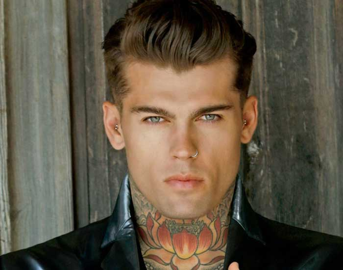Stephen James The New Breed Of Male Models Men Style Fashion